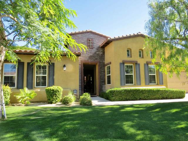 4 Via Santa Ramona, Rancho Mirage, CA 92270 (MLS #219069097) :: The Jelmberg Team