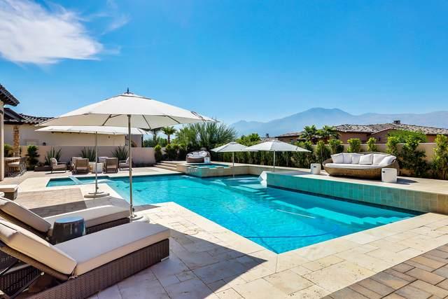 54820 Aristides Court, La Quinta, CA 92253 (MLS #219069100) :: The John Jay Group - Bennion Deville Homes