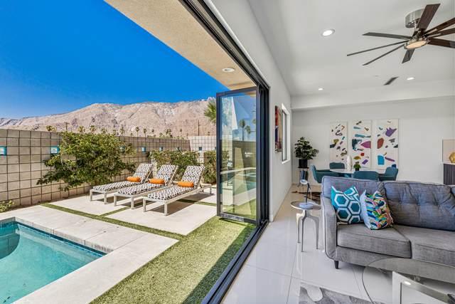 193 W Via Olivera, Palm Springs, CA 92262 (MLS #219069117) :: The Jelmberg Team