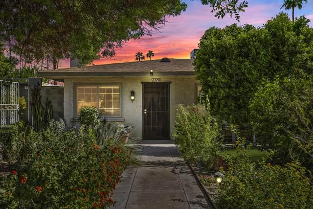 656 S Highland Drive, Palm Springs, CA 92264 (MLS #219069124) :: Lisa Angell