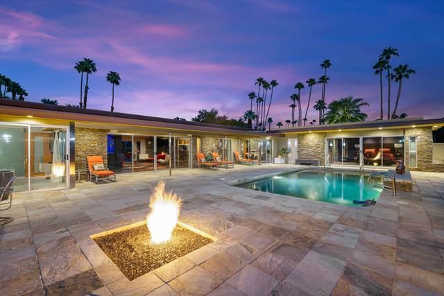 70754 Fairway Drive, Rancho Mirage, CA 92270 (MLS #219069131) :: The Jelmberg Team