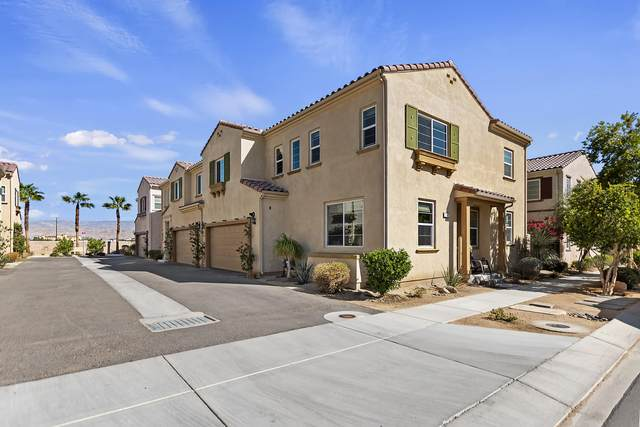 212 Paseo Gusto, Palm Desert, CA 92211 (MLS #219069132) :: The John Jay Group - Bennion Deville Homes