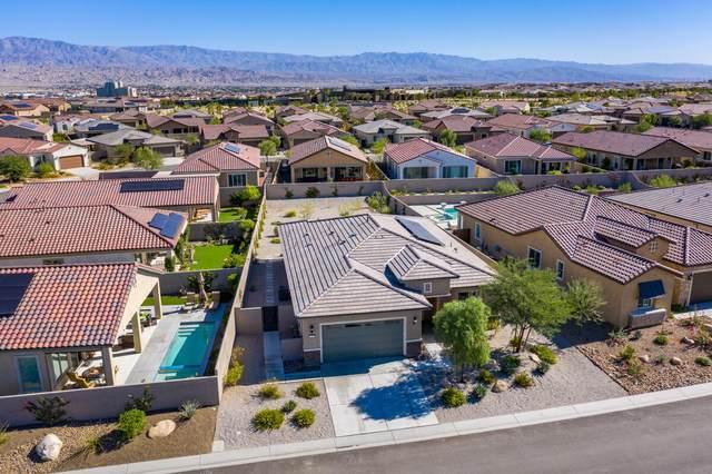 23 Burgundy, Rancho Mirage, CA 92270 (MLS #219069138) :: The Jelmberg Team