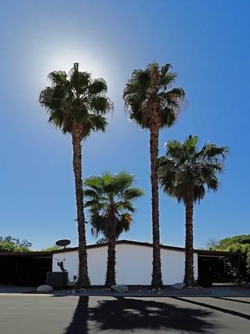 73450 Country Club #350, Palm Desert, CA 92260 (MLS #219069150) :: The John Jay Group - Bennion Deville Homes