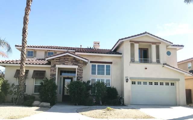 81923 Villa Reale Drive, Indio, CA 92203 (MLS #219069152) :: Lisa Angell