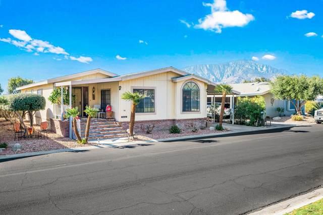 15300 Palm Drive #118, Desert Hot Springs, CA 92240 (MLS #219069158) :: The Jelmberg Team