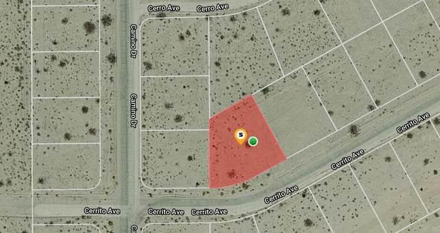 1392 Cerrito Avenue, Salton City, CA 92275 (MLS #219069160) :: The John Jay Group - Bennion Deville Homes