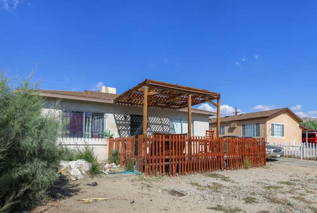 66414 Acoma Avenue, Desert Hot Springs, CA 92240 (MLS #219069176) :: The Jelmberg Team