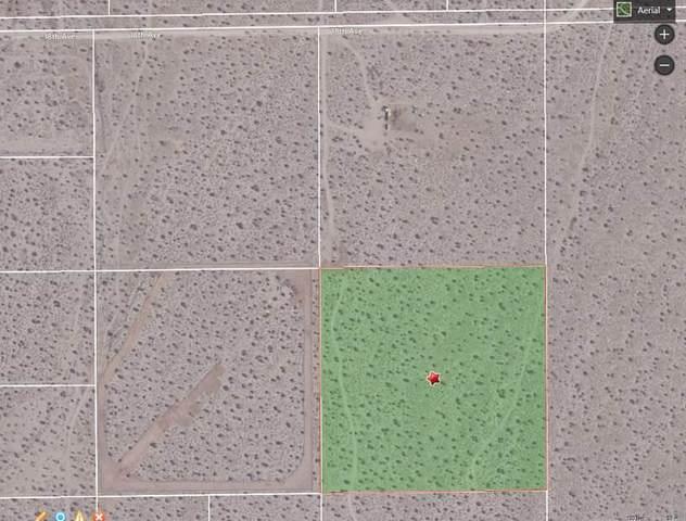 0 Unknown, Desert Hot Springs, CA 92241 (MLS #219069189) :: The Jelmberg Team