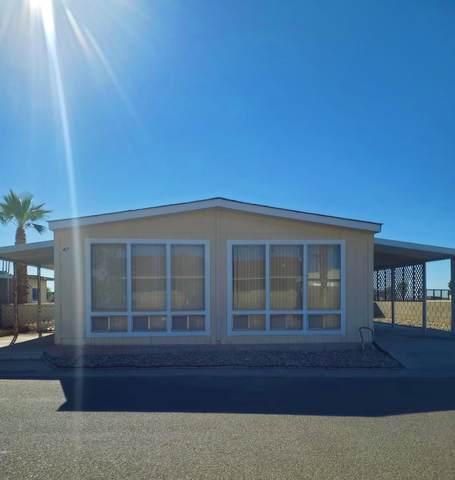 3589 W Wells Road Road #47, Blythe, CA 92225 (MLS #219069219) :: KUD Properties