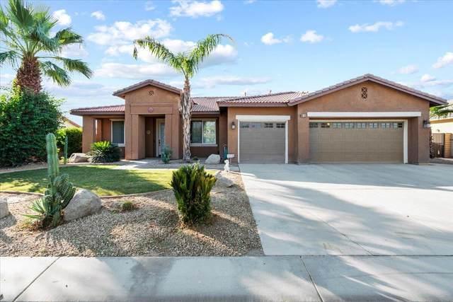 80411 Burnley Lane, Indio, CA 92203 (MLS #219069220) :: KUD Properties