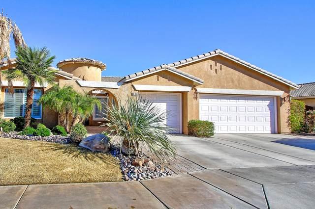 83812 Avenida Serena, Indio, CA 92203 (MLS #219069221) :: KUD Properties
