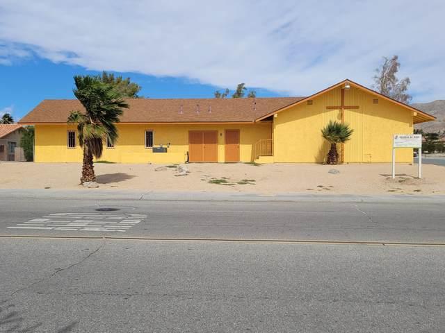 66850 Two Bunch Palms Trail, Desert Hot Springs, CA 92240 (MLS #219069239) :: Lisa Angell