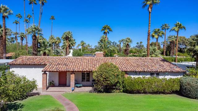 388 E Valmonte Norte, Palm Springs, CA 92262 (MLS #219069268) :: Lisa Angell