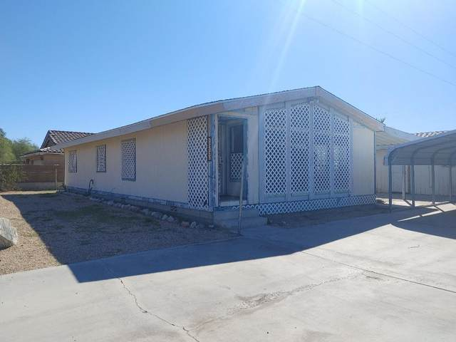 66127 8th Street, Desert Hot Springs, CA 92240 (MLS #219069271) :: Lisa Angell