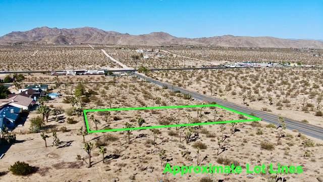 307 Sunny Vista Road, Joshua Tree, CA 92252 (MLS #219069277) :: Lisa Angell