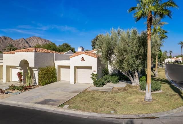 50116 Calle Rosarita, La Quinta, CA 92253 (MLS #219069284) :: The John Jay Group - Bennion Deville Homes