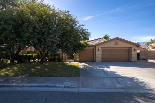 45425 Deerbrook Circle, La Quinta, CA 92253 (MLS #219069335) :: Desert Area Homes For Sale