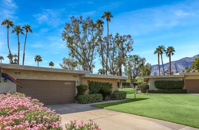 2173 Oakcrest Drive, Palm Springs, CA 92264 (MLS #219069341) :: Lisa Angell