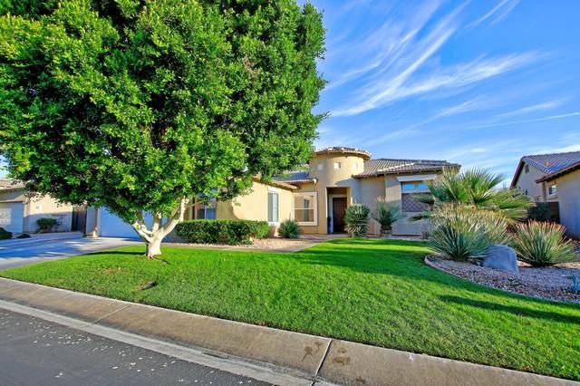 83126 Singing Hills Drive, Indio, CA 92203 (MLS #219069353) :: Lisa Angell