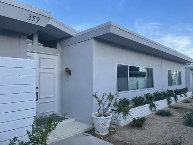 359 E Avenida Granada, Palm Springs, CA 92264 (MLS #219069356) :: Lisa Angell
