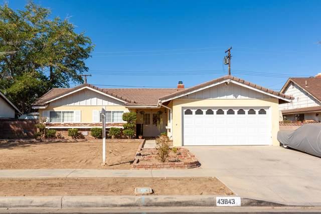 43843 Cedar Avenue, Lancaster, CA 93534 (MLS #219069359) :: Lisa Angell