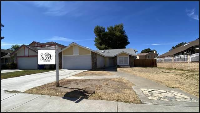 43531 Carol Drive, Lancaster, CA 93535 (MLS #219069364) :: Lisa Angell