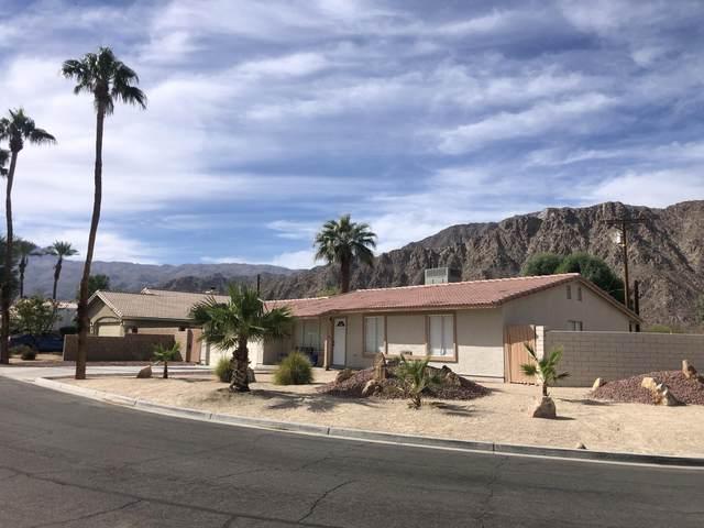 51495 Avenida Obregon, La Quinta, CA 92253 (MLS #219069379) :: Desert Area Homes For Sale