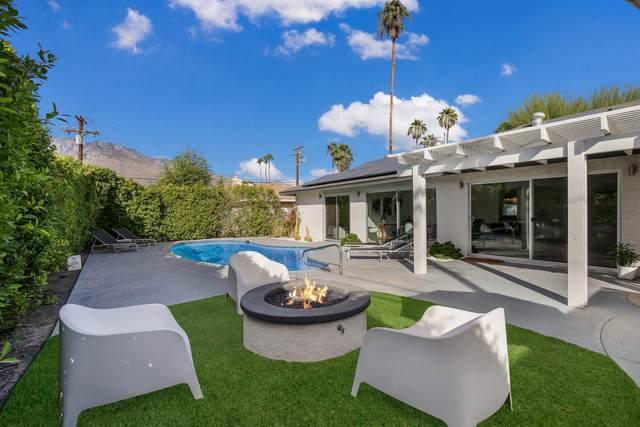 3833 E Calle San Antonio, Palm Springs, CA 92264 (MLS #219069381) :: Desert Area Homes For Sale