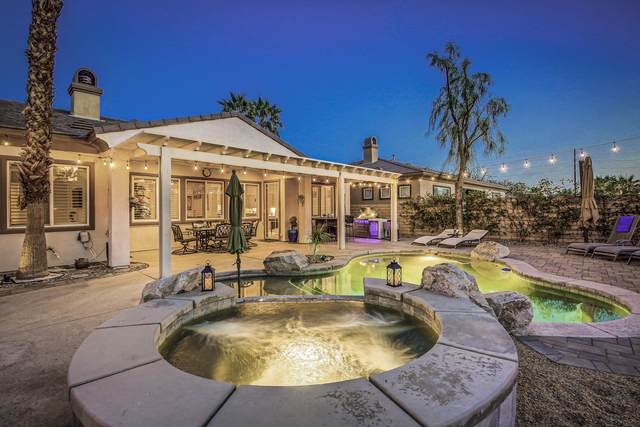 43939 Spiaggia Place, Indio, CA 92203 (MLS #219069382) :: Desert Area Homes For Sale