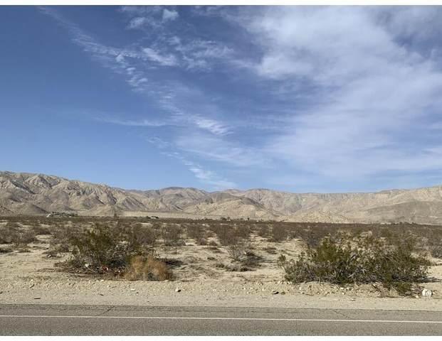 0 Dillo/Driscoll, Desert Hot Springs, CA 92241 (#219069396) :: The Pratt Group