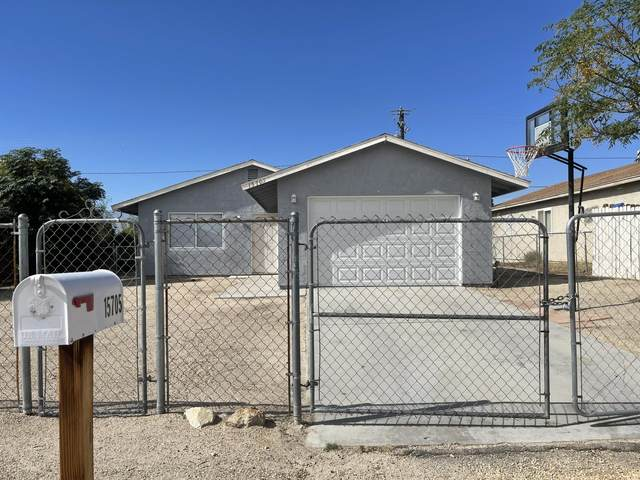 15705 Via Vista, Desert Hot Springs, CA 92240 (#219069397) :: The Pratt Group