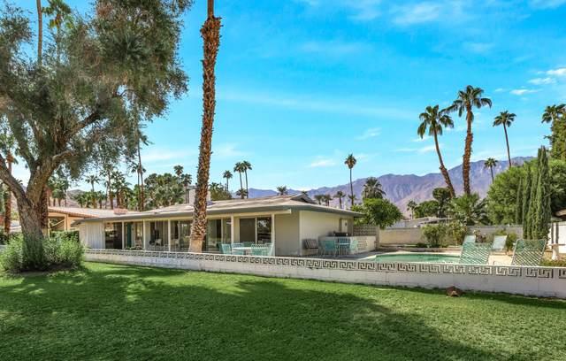 2196 S Broadmoor Drive, Palm Springs, CA 92264 (MLS #219069404) :: Desert Area Homes For Sale