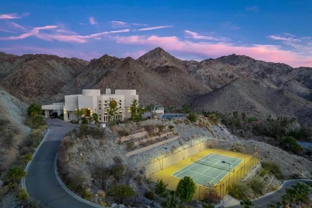 71100 Aerie Road, Palm Desert, CA 92260 (MLS #219069417) :: KUD Properties