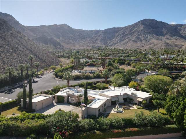40885 Thunderbird Road Road, Rancho Mirage, CA 92270 (MLS #219069436) :: Lisa Angell