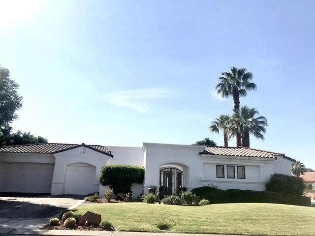 12 Carrera Court, Rancho Mirage, CA 92270 (MLS #219069439) :: Desert Area Homes For Sale