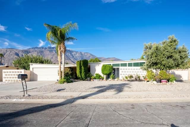 2631 N Kitty Hawk Drive, Palm Springs, CA 92262 (MLS #219069441) :: Desert Area Homes For Sale