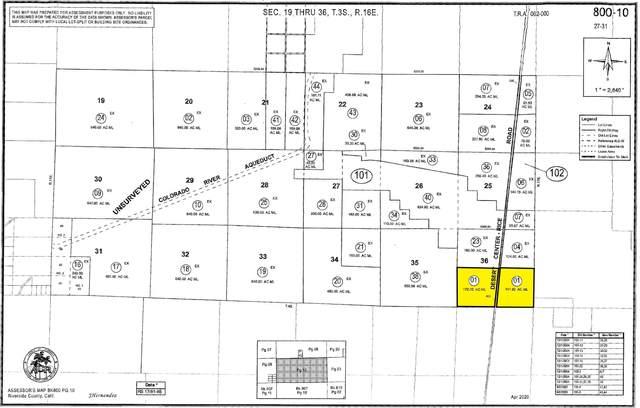 0 Rice Road, Desert Center, CA 92239 (MLS #219069444) :: KUD Properties