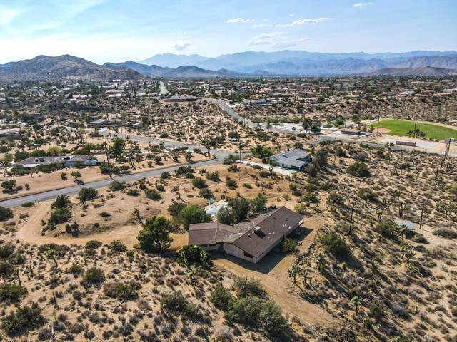 58987 Carmelita Circle, Yucca Valley, CA 92284 (MLS #219069446) :: KUD Properties