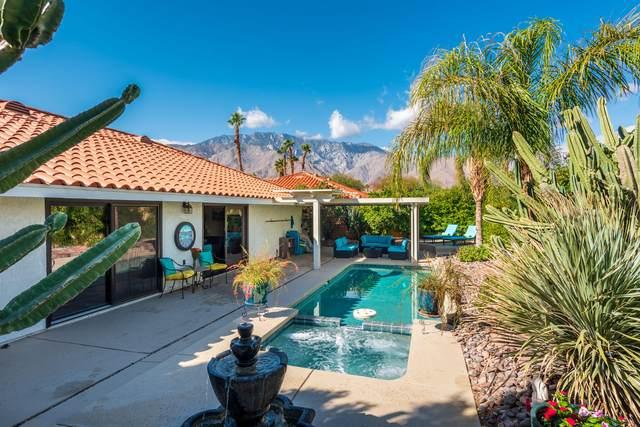 1456 E Luna Way, Palm Springs, CA 92262 (MLS #219069460) :: The John Jay Group - Bennion Deville Homes