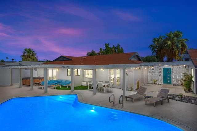 2225 N Blando Road, Palm Springs, CA 92262 (MLS #219069484) :: Lisa Angell