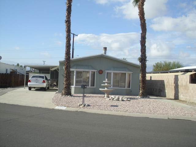 32645 Saint Andrews Drive, Thousand Palms, CA 92276 (MLS #219069491) :: Lisa Angell