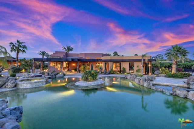 72777 Cats Paw Court, Rancho Mirage, CA 92270 (MLS #17218138PS) :: Brad Schmett Real Estate Group