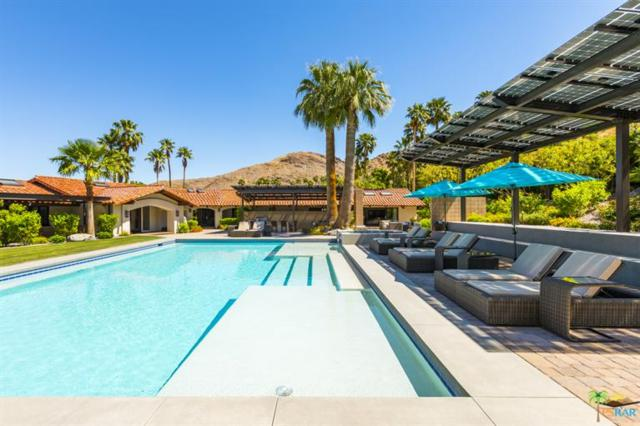 3580 Andreas Hills Drive, Palm Springs, CA 92264 (MLS #17229252PS) :: Brad Schmett Real Estate Group