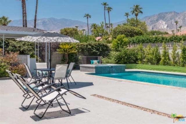 1129 S Manzanita Avenue, Palm Springs, CA 92264 (MLS #17245518PS) :: Brad Schmett Real Estate Group