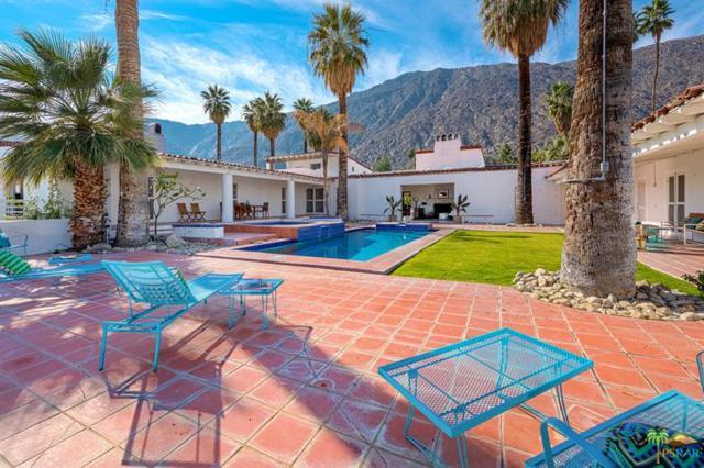 486 W Patencio Lane, Palm Springs, CA 92262 (MLS #17256642PS) :: Brad Schmett Real Estate Group