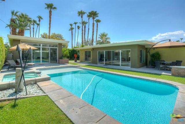1350 N Riverside Drive, Palm Springs, CA 92264 (MLS #17256854PS) :: Brad Schmett Real Estate Group