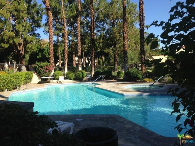 2812 N Auburn Court F116, Palm Springs, CA 92262 (MLS #17258702PS) :: Brad Schmett Real Estate Group