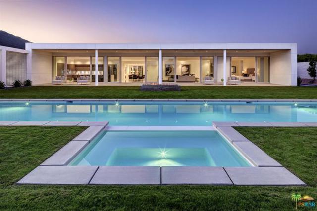 3088 Linea Terrace, Palm Springs, CA 92264 (MLS #17261382PS) :: Brad Schmett Real Estate Group