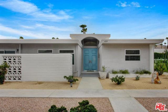 439 E Avenida Granada, Palm Springs, CA 92264 (MLS #17267126) :: Brad Schmett Real Estate Group